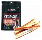 Profine snack meat sandwich